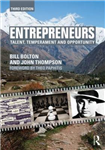 Entrepreneurs: Talent, Temperament and Opportunity