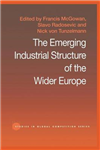 The Emerging Industrial Structure of the Wider Europe