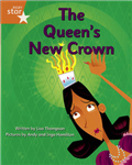 Clinker Castle Orange Level Fiction: The Queen\'s New Crown pack of 3: Star Adventures