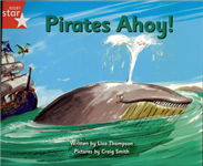 Pirate Cove Red Level Fiction: Pirates Ahoy