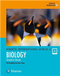 Edexcel International GCSE (9-1) Biology Student Book: print