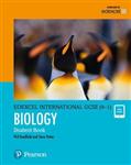 Pearson Edexcel International GCSE (9-1) Biology Student Boo
