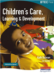 BTEC First Children's Care, Learning and Development student