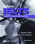 Achieve IELTS 1 Teacher Book - Intermediate to Upper Intermediate 1st ed
