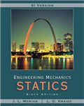 Meriam Engineering Mechanics: Statics SI Version