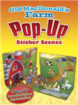 Old MacDonald\'s Farm PopUp Sticker Scenes
