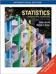 Statistics for the Behavioral Sciences, International Editio