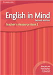 English in Mind Level 1 Teacher's Resource Book: Level 1