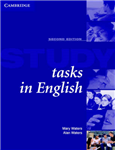 Study Tasks in English Student\'s book