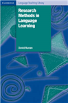 Cambridge Language Teaching Library: Research Methods in Language Learning