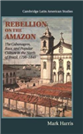 Cambridge Latin American Studies: Series Number 95: Rebellion on the Amazon: The Cabanagem, Race, and Popular Culture in the North of Brazil, 1798-1840