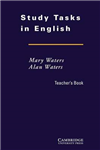 Study Tasks in English Teacher\'s Book