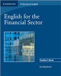 English for the Financial Sector Teacher\'s Book