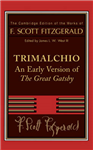 Cambridge Edition of the Works of F. Scott Fitzgerald