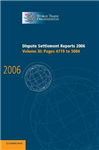 Dispute Settlement Reports 2006: Volume 11, Pages 4719-5084