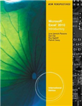New Perspectives on Microsoft (R) Excel (R) 2010, Introductory International Edition