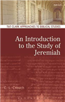 Introduction to the Study of Jeremiah