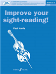 Improve Your Sight-Reading! Cello Grades 1-3 NEW EDITION!