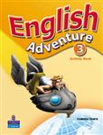 English Adventure Level 3 Activity Book