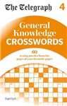 Telegraph: General Knowledge Crosswords 4