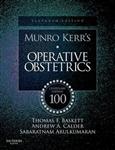 Munro Kerrs Operative Obstetrics