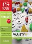 11+ Practice Papers, Variety Pack 5 (Multiple Choice): English Test 5, Maths Test 5, NVR Test 5, VR Test 5