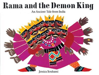 Rama and the Demon King: A Tale of Ancient India: Big Book