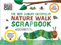 Very Hungry Caterpillar Nature Walk Scrapbook