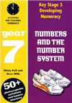Numbers and the Number System: Year 7: Activities for Teaching Numeracy