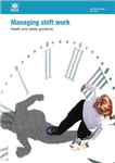Managing shift work: health and safety guidance