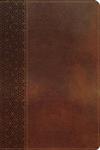 KJV, Gift Bible, Imitation Leather, Brown