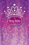 ICB, Princess Bible, Hardcover, Purple Pearl