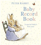Peter Rabbit: Baby Record Book