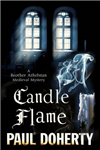 Candle Flame: A Novel of Mediaeval London Featuring Brother