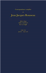 Correspondence Complete de Rousseau 8: 1761, Lettres 1215-1423
