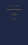 Correspondance Complete de Rousseau 10: 1762, Lettres 1620-1814
