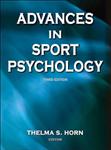 Advances in Sport Psychology