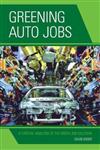 Greening Auto Jobs