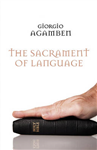 The Sacrament of Language