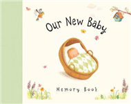 Our New Baby Memory Book