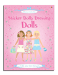 Sticker Dolly Dressing: Dolls