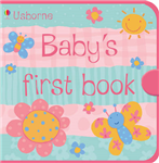 Baby's First Book: Boys