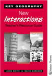Key Geography: New Interactions Teacher's Resource Guide with CD-ROM