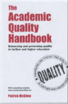 The Academic Quality Handbook: Enhancing Higher Education in Universities and Further Education Colleges