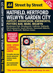 Hatfield, Hertford, Welwyn Garden City: Midi