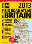 AA Big Road Atlas Britain: 2013