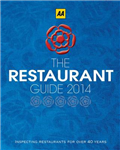 AA Restaurant Guide: 2014