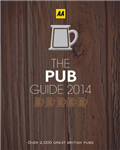 AA Pub Guide: 2014