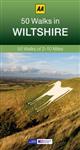 50 Walks in Wiltshire