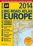 Aa Big Road Atlas Europe: 2014